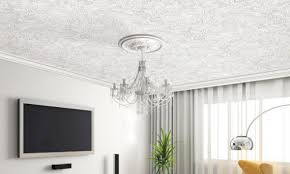 Dekorácie stropu a stien