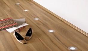 Podlahový led systém