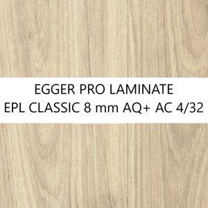 EPL CLASSIC 8 mm AQ+ AC4/32