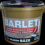 barlet silikon baza A – fasadna farba