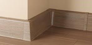 Podlahové soklové lišty a prvky