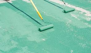 Farby na betón, bazén a garáž