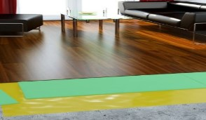 Podložky pod podlahy